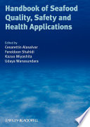 Handbook Of Seafood Quality Safety And Health Applications Book PDF