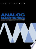 Analog Electronics Book PDF