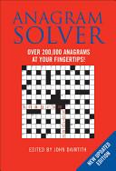 Pdf Anagram Solver