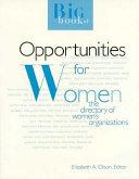 Big Book Of Opportunities For Women