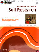 Australian Journal Of Soil Research Book PDF