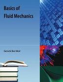 Basics of Fluid Mechanics