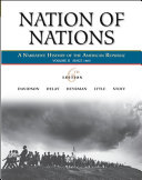Nation Of Nations Volume 2 Since 1865