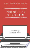 Study Guide For Book Clubs The Girl On The Train