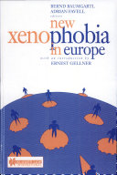 New Xenophobia in Europe