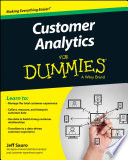 Customer Analytics For Dummies Book