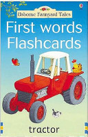 First Words Flashcards