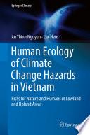 Human Ecology of Climate Change Hazards in Vietnam