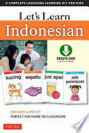 Let S Learn Indonesian Ebook