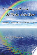 Walking with God 52 Weeks of the Year Book PDF