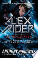 Free Download Alex Rider: Secret Weapon Book
