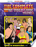 The Complete WWF Video Guide Volume I Book