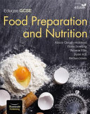 Eduqas GCSE Food Preparation & Nutrition: Student Book