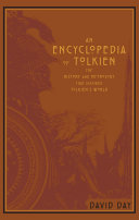 An Encyclopedia of Tolkien Pdf/ePub eBook