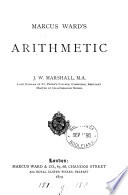 Marcus Ward s arithmetic Book