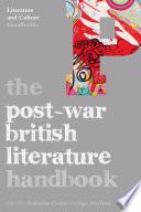 The Post War British Literature Handbook
