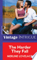 The Harder They Fall  Mills   Boon Vintage Intrigue