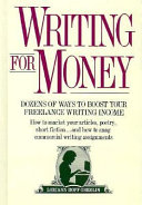 Writing For Money Book PDF