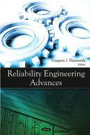 Reliability Engineering Advances