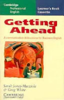 Getting Ahead Learner s audio cassette
