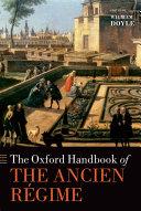 The Oxford Handbook of the Ancien Régime