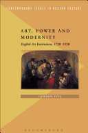 Art  Power and Modernity