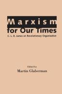 Marxism for Our Times Pdf/ePub eBook