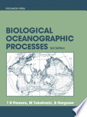 Biological Oceanographic Processes
