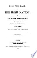Rise and Fall of the Irish Nation