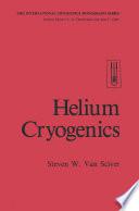 Helium Cryogenics Book