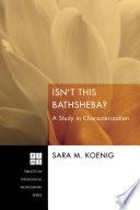 Isn t This Bathsheba