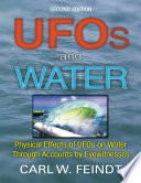 UFOs and Water  Physical Effects of UFOs On Water Through Accounts By Eyewitnesses