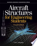 Aircraft Structures for Engineering Students Book