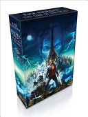 Magnus Chase and the Gods of Asgard, Book 3 The Ship of the Dead (Special Limited Edition, The) banner backdrop