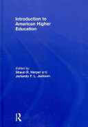 Introduction to American Higher Education Book PDF