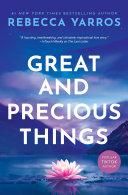 Great And Precious Things Pdf/ePub eBook