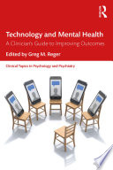 Technology and Mental Health Book