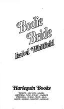 Bodie Bride ebook