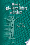 Advances in Applied Human Modeling and Simulation Book