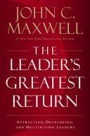 The Leader's Greatest Return Pdf/ePub eBook