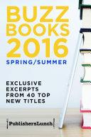 Buzz Books 2016 Spring Summer