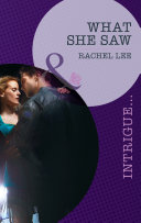 Pdf What She Saw (Mills & Boon Intrigue) (Conard County: The Next Generation, Book 14)