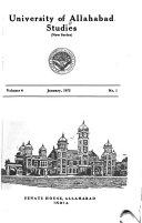 University of Allahabad Studies