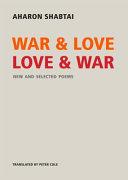 War & Love, Love & War