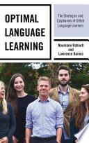 Optimal Language Learning
