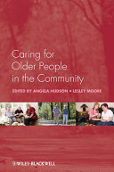 Caring for Older People in the Community