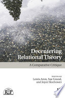 Decentering Relational Theory