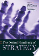 The Oxford Handbook of Strategy Book