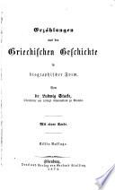 Erz Hlungen Aus Der Alten Geschichte
