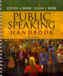 Public Speaking Handbook with MySpeechLab with Pearson EText